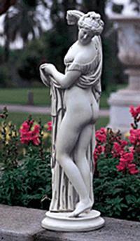 Callipygian Venus statue