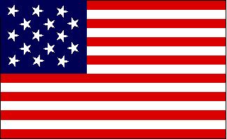 U.S. Star Spangled Banner.